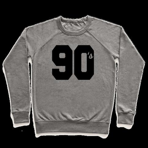 90's Varsity Pullover