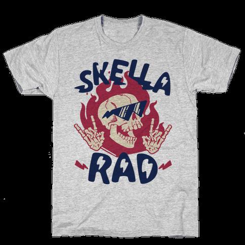 Skella Rad Mens T-Shirt