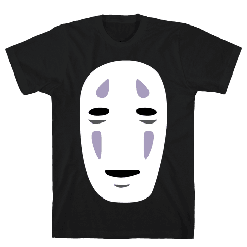 NoFace Mens T-Shirt