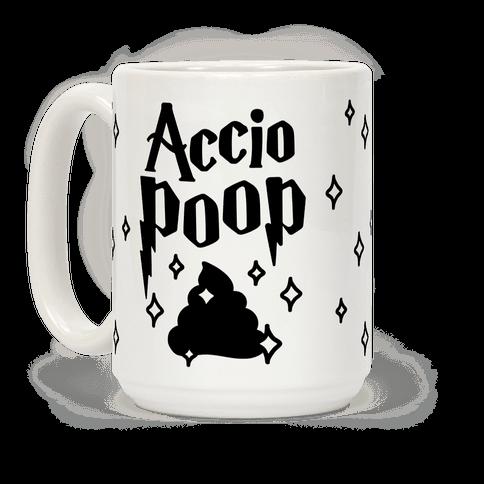 Accio Poop