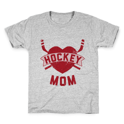 Hockey Mom Kids T-Shirt