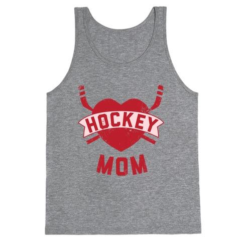 Hockey Mom Tank Top