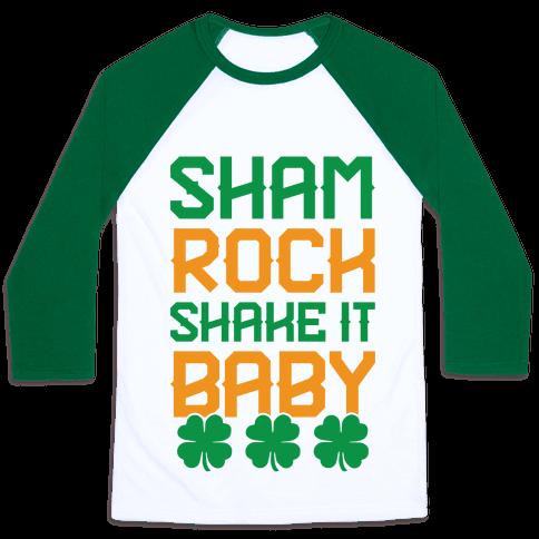 Shamrock Shake It Baby