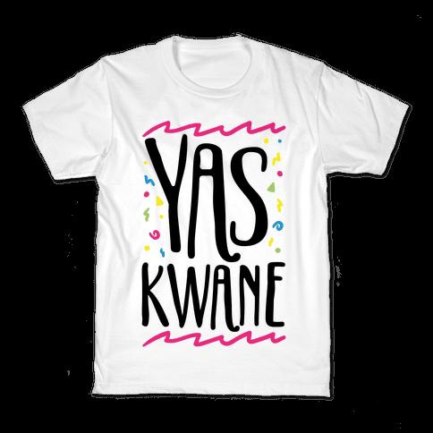 Yas Kwane Kids T-Shirt