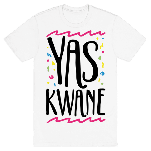 Yas Kwane Mens T-Shirt