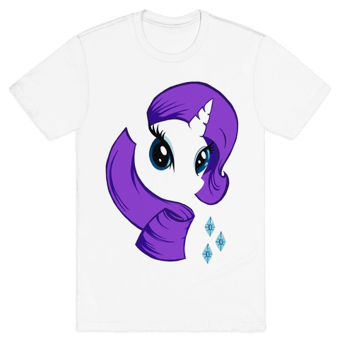 The Rare Pony Mens T-Shirt