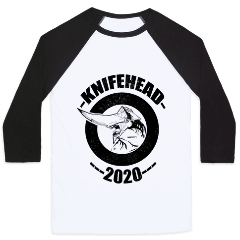 Rim: Knifehead 2020 Baseball Tee