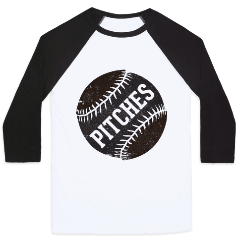 Best Pitches (Pitches) Baseball Tee