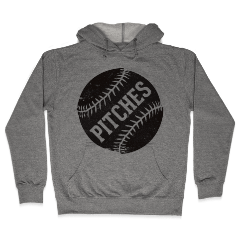 Best Pitches (Pitches) Hooded Sweatshirt