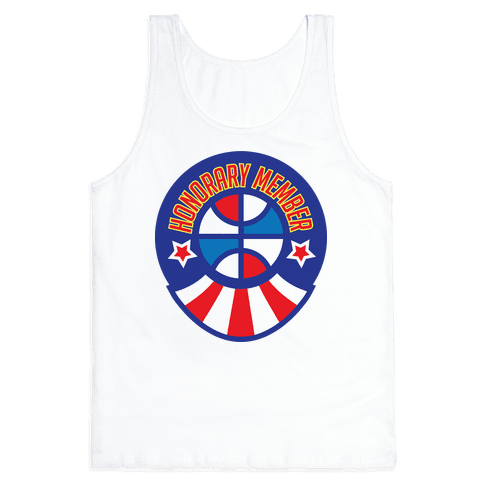 Honorary Trotter Tank Top