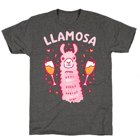 Llamosa Mimosa T-Shirt