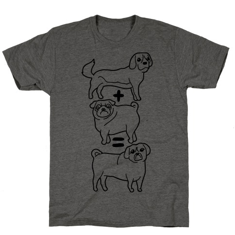 Puggle Equation T-Shirt