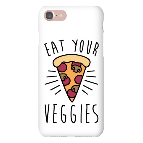 Eat Your Veggies Phone Case