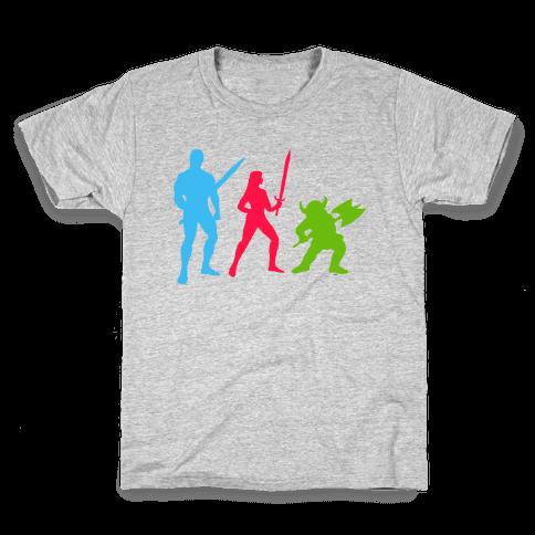 Golden Axe Minimal Kids T-Shirt