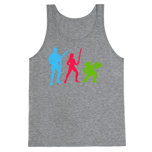 Golden Axe Minimal Tank Top