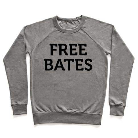 Free Bates Pullover