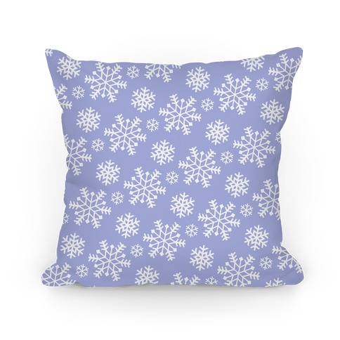Snow Pillow Pillow