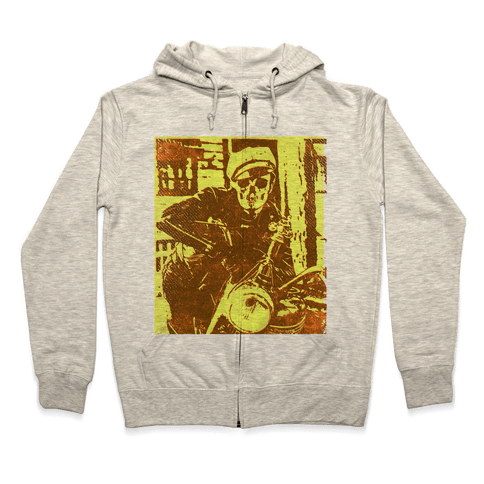 The Wild One Zip Hoodie