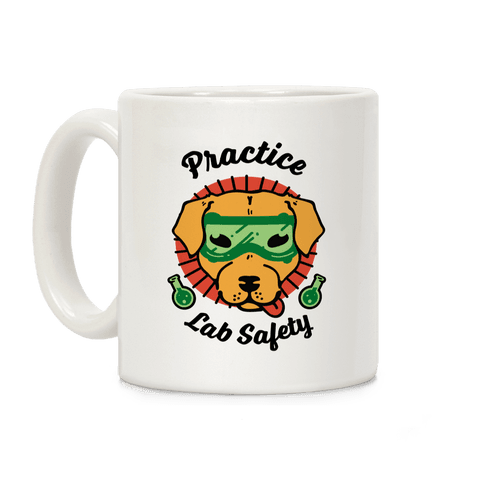 Practice Lab Safety Coffee Mug