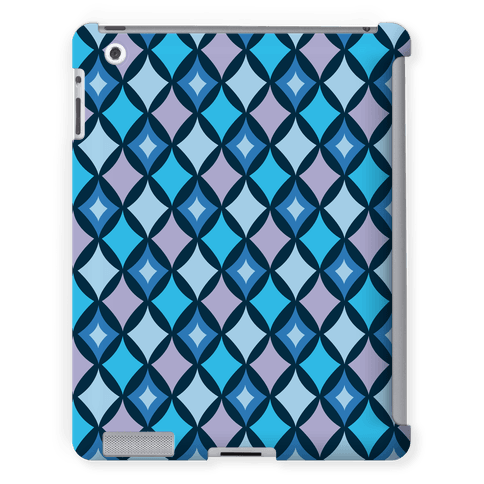 Diamond Pattern Case (Blue)