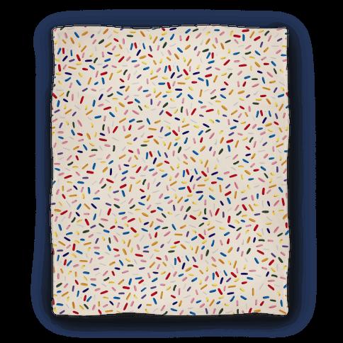 Sprinkle Blanket (Vanilla) Blanket