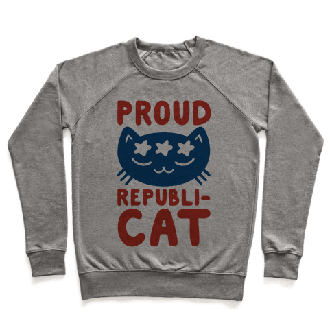 Proud Republicat Pullover