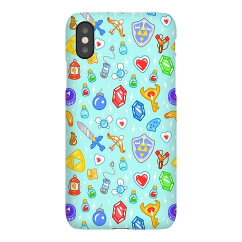 Zelda Items Phone Case Phone Case