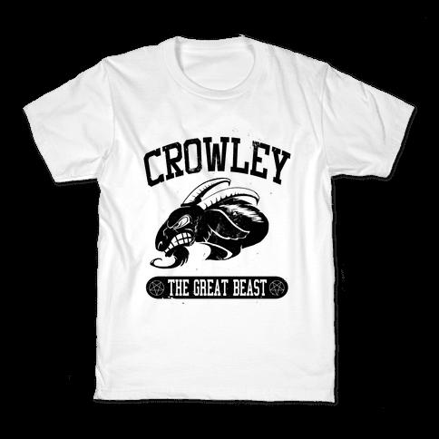 Crowley High School Kids T-Shirt