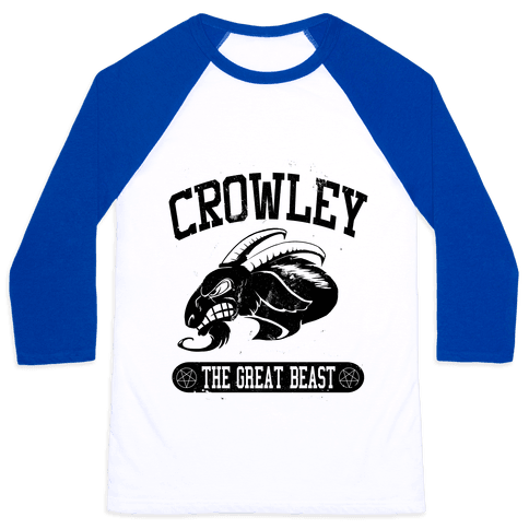 Crowley High School Baseball Tee