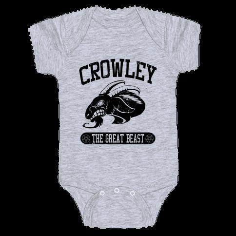 Crowley High School Baby Onesy