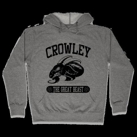 Crowley High School Hooded Sweatshirt