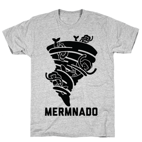 Mermnado Mens T-Shirt