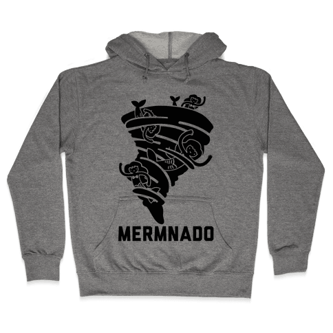 Mermnado Hooded Sweatshirt