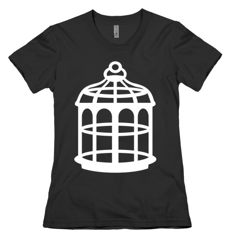 The Cage Womens T-Shirt