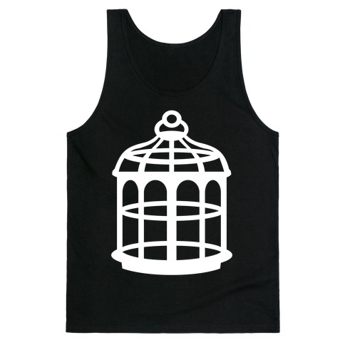 The Cage Tank Top