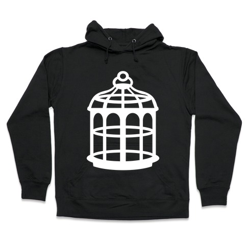 The Cage Hooded Sweatshirt