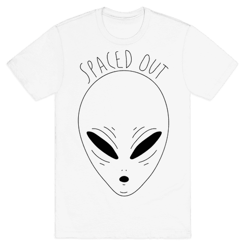 Spaced Out Mens T-Shirt