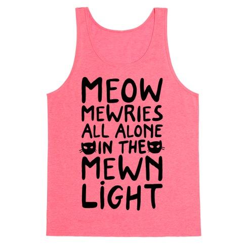 Meowmewries Tank Top