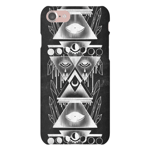 Witch Collage Phone Case
