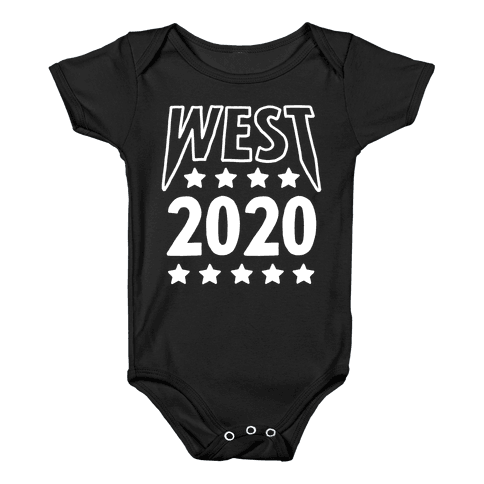 West 2020 Baby Onesy