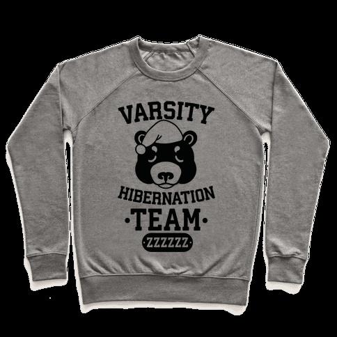 Varsity Hibernation Team Pullover