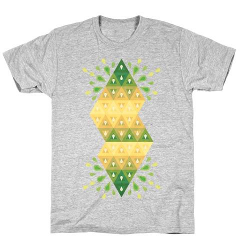 Abstract Summer Seed Garden T-Shirt