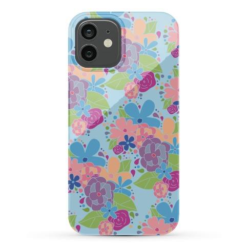 Flower Garden Case Phone Case