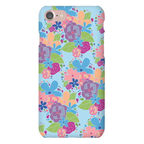 Flower Garden Case Phone Case