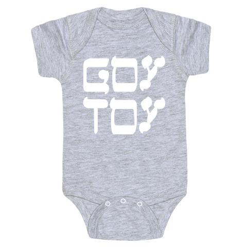 Goy Toy Baby Onesy