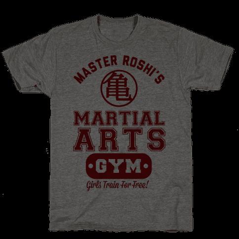 Master Roshi's Martial Arts Gym