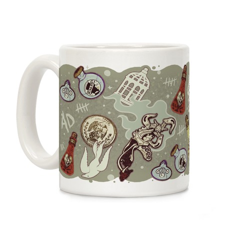 Bioshock Infinite Coffee Mug
