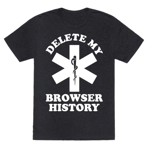 delete my browser history tshirt human. Black Bedroom Furniture Sets. Home Design Ideas