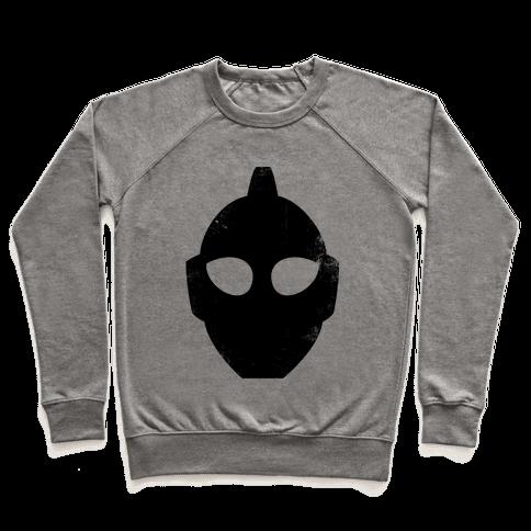 Ultraman Head (Vintage) Pullover