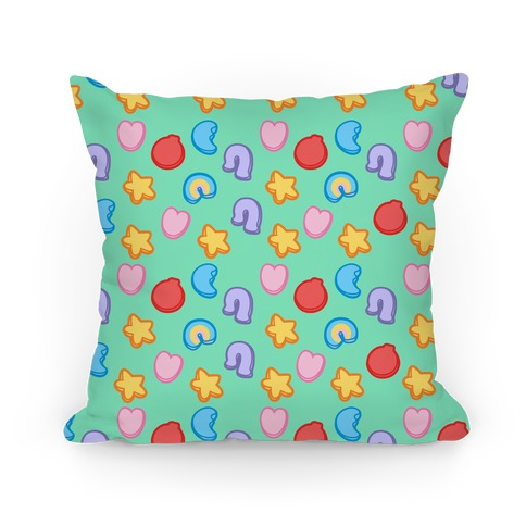 Lucky Cereal Treats Pillow